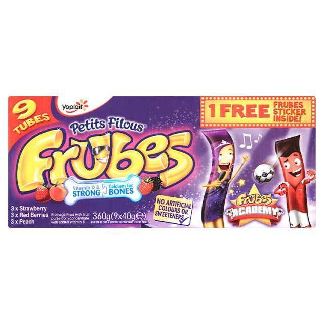 Frubes Variety Pack Fromage Frais at Ocado