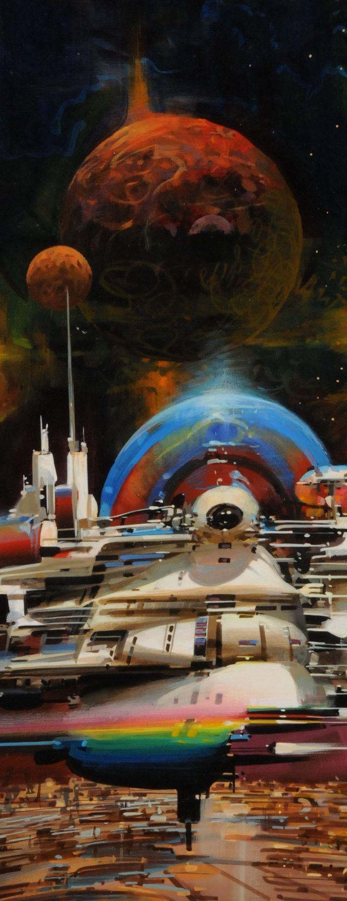 concept ships: MONTHLY HEADER #91: John Berkey