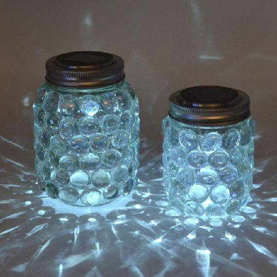 梅森罐子灯具