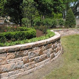基本的挡土墙由砖墙组成,砖墙与土堆成一定角度堆放。虽然看起来墙壁阻挡了大量的重量,但它们实际上只占很小的比例。为了建造一个坚固的挡土墙,你可以轻微地倾斜它,不管......