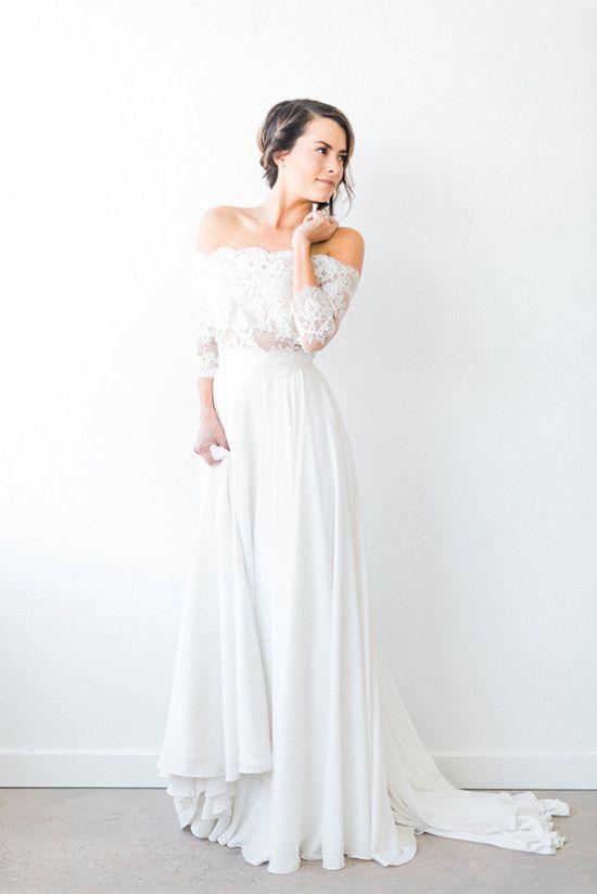 这些简单而浪漫的秋季婚礼创意不是典型的秋季婚礼调色板和一般的典型婚礼。