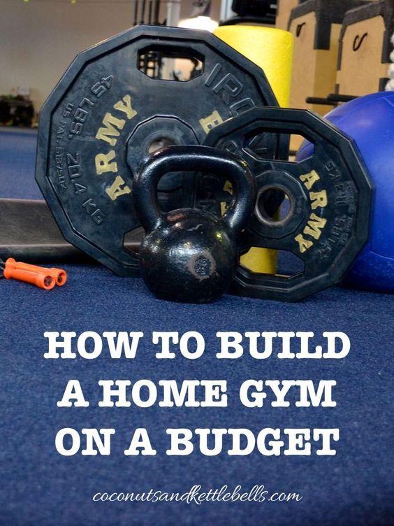 寻找关于如何在预算中建立家庭健身房的资源?看看我推荐的六种工具,加上你可以在家里健身房做的锻炼和锻炼!