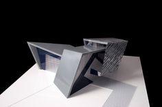 别墅//签名系列// Daniel Libeskind //建筑模型 -  Daniel Libeskind