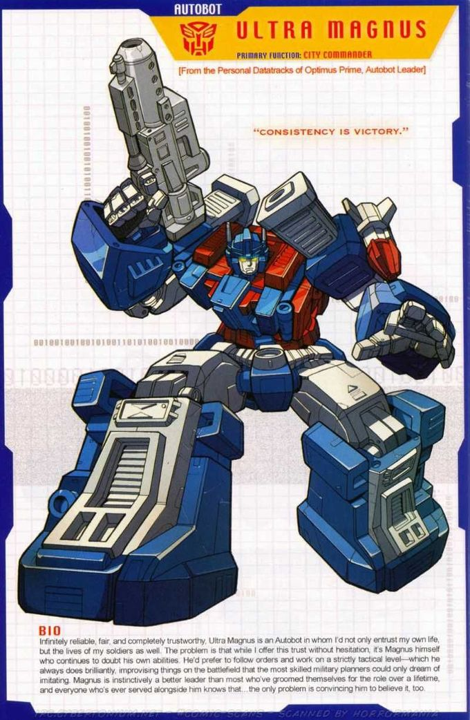 Transformers Universe - Gallery: G1 Ultra Magnus