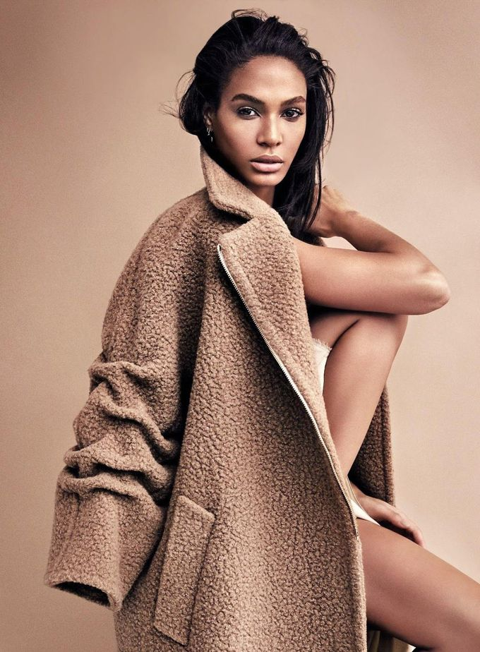 Shades Of Beige  Harper's Bazaar Germany?  November 2016   www. harpersbazaar .de    ?Photography: Marcus Ohlsson   ?Model: Joan Small...