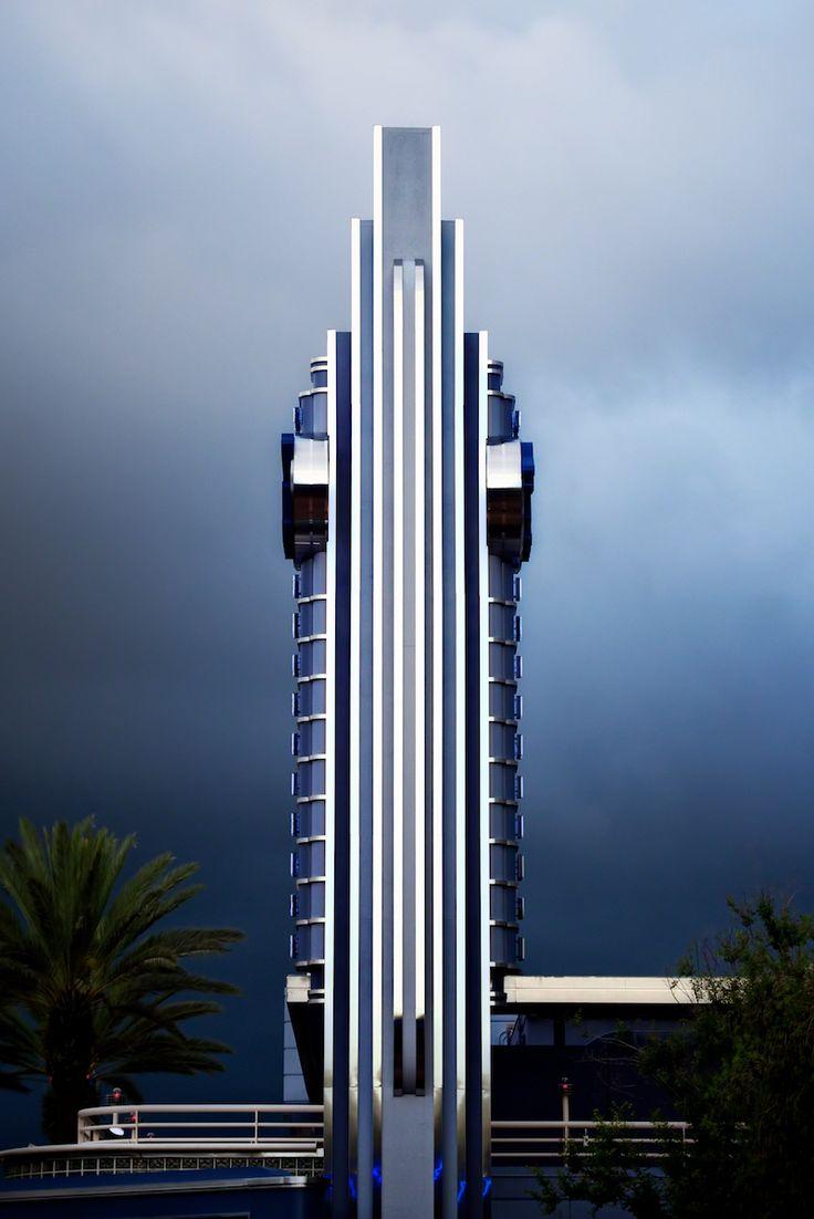 The Art Deco Storm