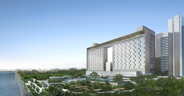 Lalu Hotel and Mixed Use Development - Nanjing - Architecture - SCDA