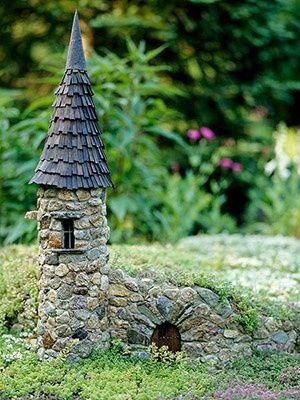 被称为仙女花园的微型植物景观可以吸引中西部的园丁。以下是如何制作你自己的。