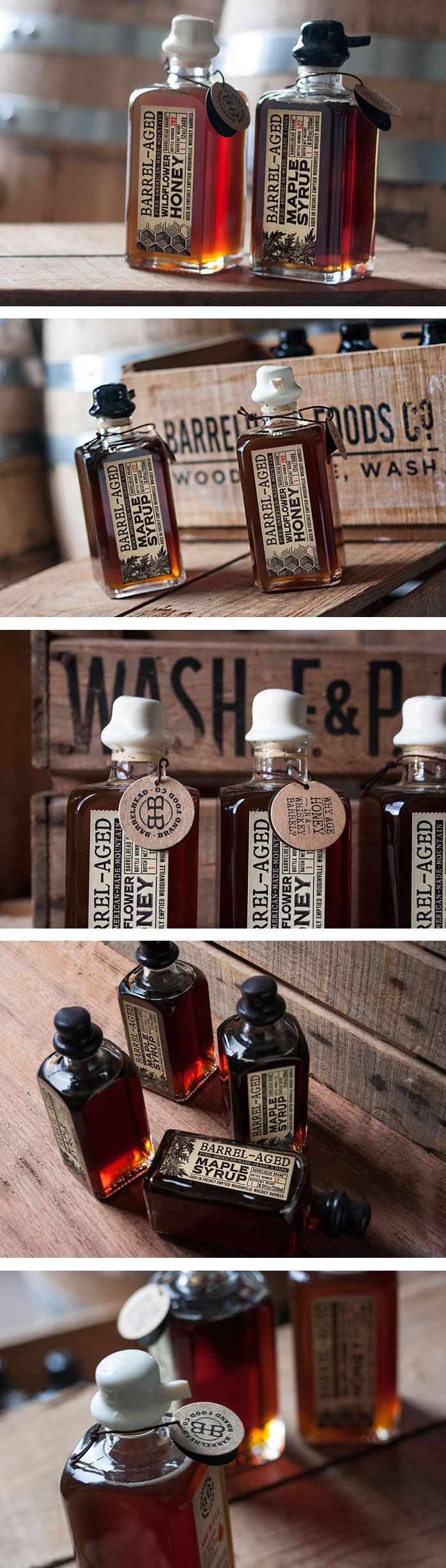Lovely Barrelhead Foods #packaging be sure and take a closer look PD