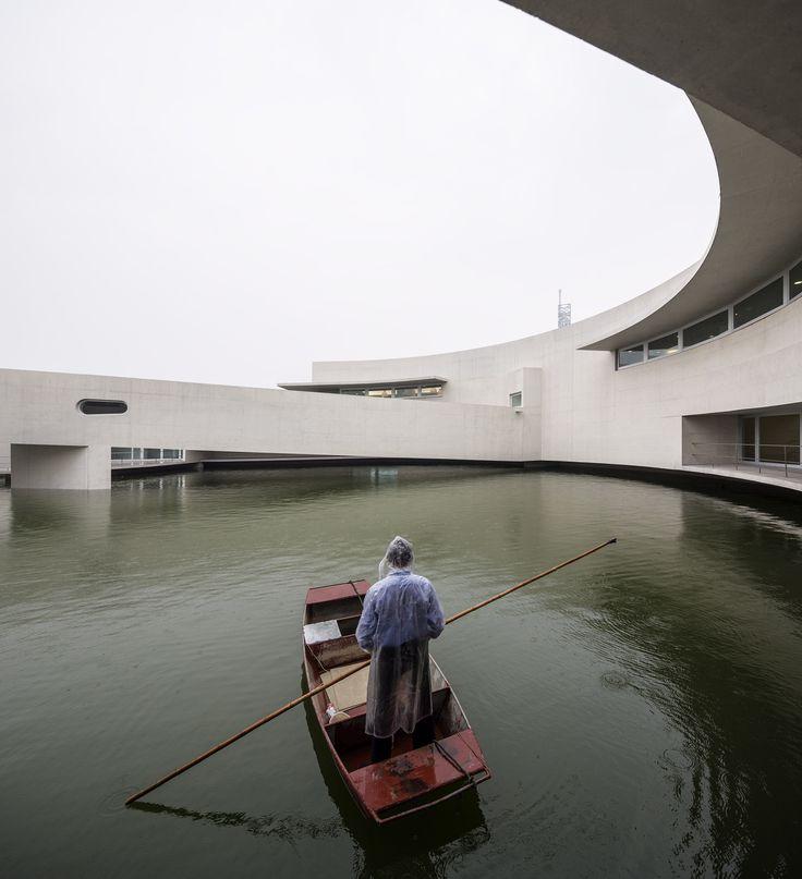 水上建筑/ÁlvaroSiza+ Carlos Castanheira
