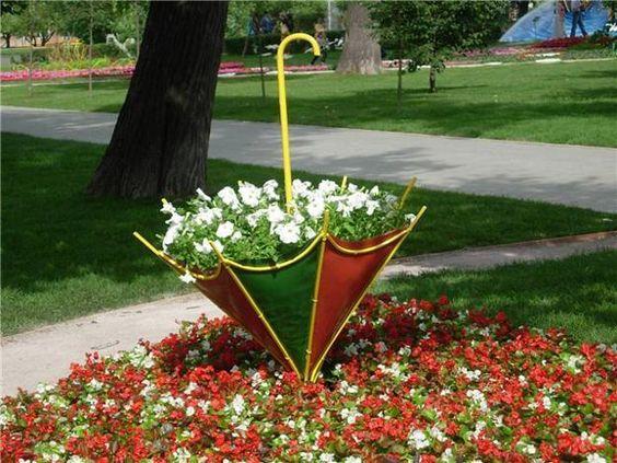 独特的花园设计理念增添了对庭院美化的兴趣