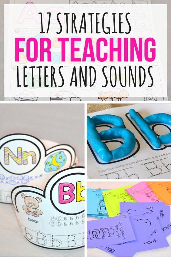 为了帮助我们的学生学习他们的字母和声音,重要的是要有多种策略来教授字母和声音。我们还需要了解学生在学习和记忆他们的字母和声音时所面临的错误观念和挑战。