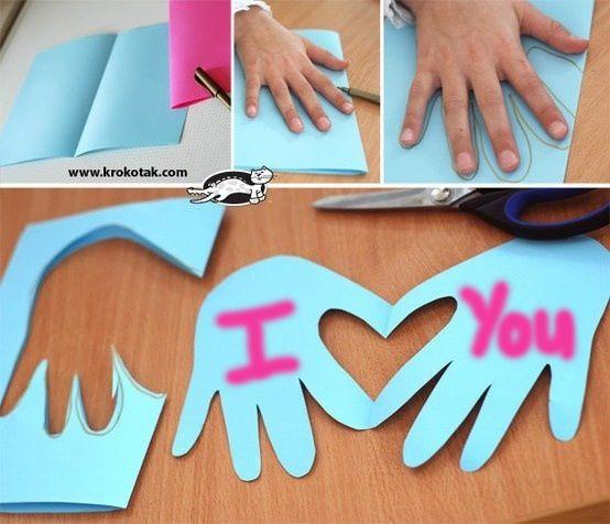 15个简单的情人节工艺品为您的孩子。为您的孩子寻找一些简单的工艺创意?请务必查看这篇文章,了解您的家人!