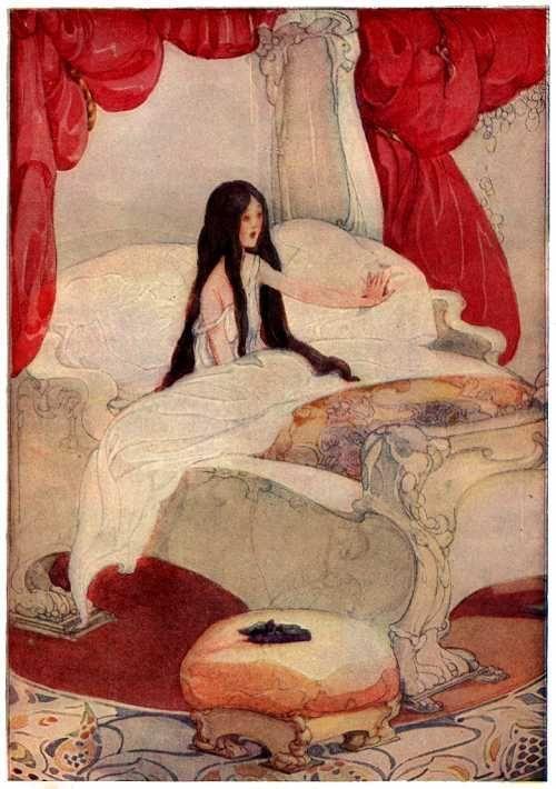 安妮安德森,金色奇迹书,1934年的伍德之屋