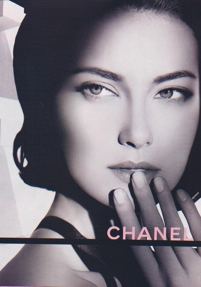 Shalom Harlow | model | Chanel | glamor | tint | ram2013