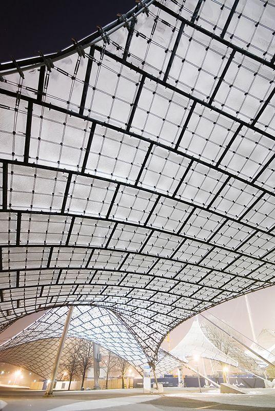 [Olympiastadion] München/ Deutschland architekt: Günther Behnisch, Frei Otto| Radek Brunecky Architektur Fotografie Zürich