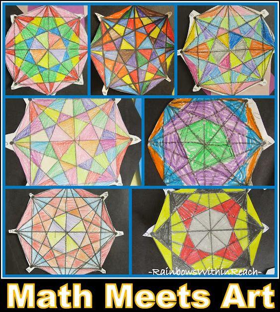 幼儿园的数学:使数学有意义的视觉提示数字灵感在RainbowsWithinReach