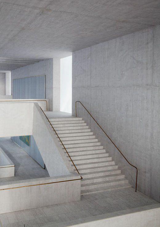 ©️️UteZscharnt为David Chipperfield Architects  - 精美的空间和细节