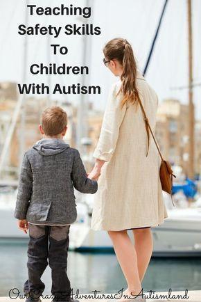 为自闭症儿童教授安全技能可能令人望而生畏,但如果独立是最终目标,那么完全有必要。