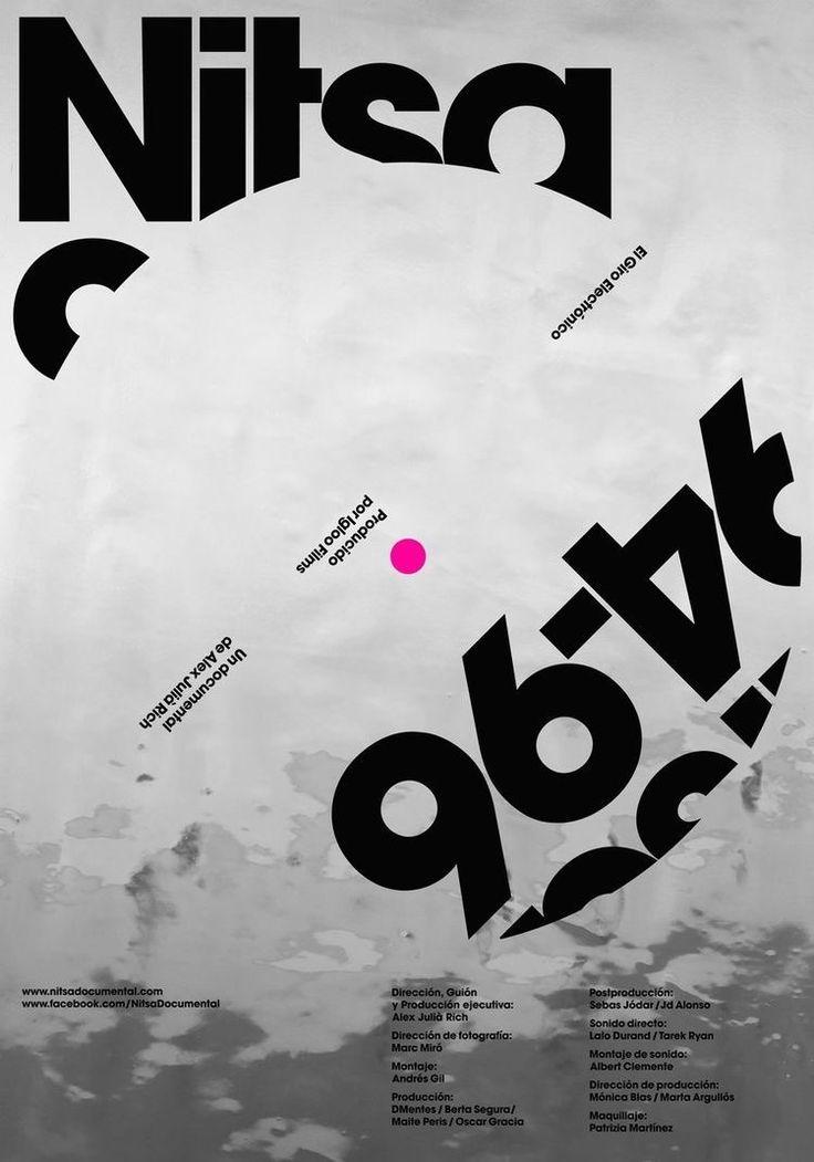 Mucho / Igloo Films / Nitsa 94-96: El Giro Electrónico / Poster / #viaGlamour