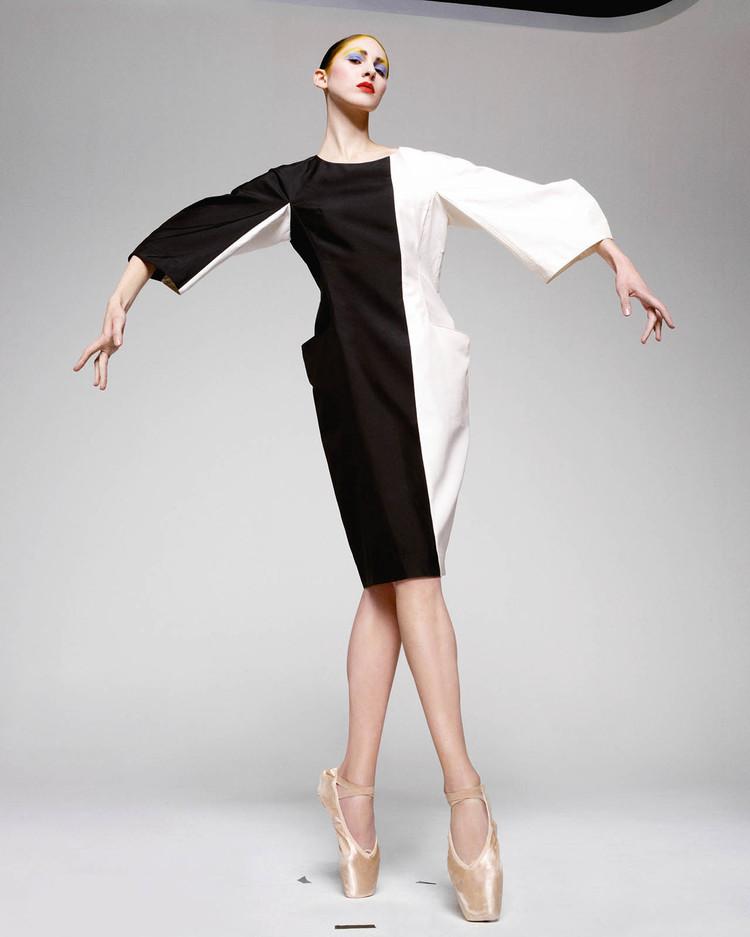 The Fresh Face: Lida Fox #fashion #model #LidaFox