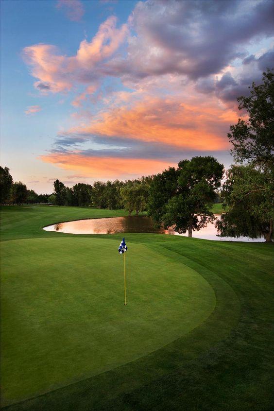 因弗内斯高尔夫球场〜科罗拉多州