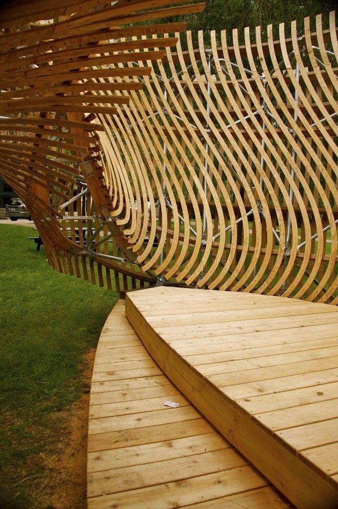 The ContemPLAY Pavilion / DRS   FARMM