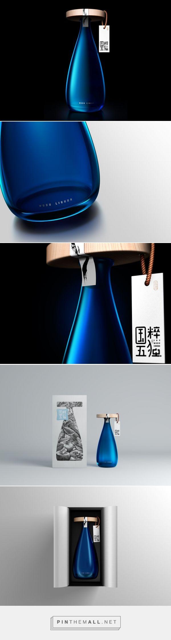 GU OC UI W UD u liquor packaging design by Lin耕耘creative - HTTP://呜呜呜.packaging of T和world.com/2017/03/过-催-无-度-liquor.HTML