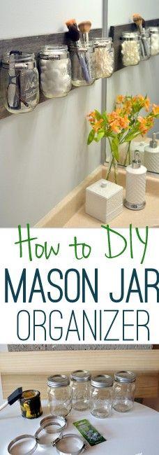 谁不爱他们的DIY梅森罐组织者?我们确实这么做,就像我们许多读者一样!我们有一些简单的提示可以帮助您清理和消毒罐子,保持您的项目长久以来的第一天。