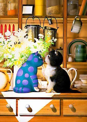 Makoto Muramatsu's Cats