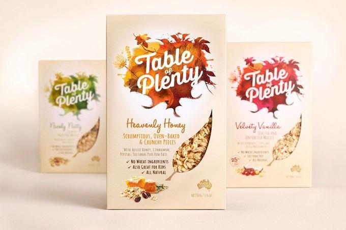 Table of Plenty Muesli