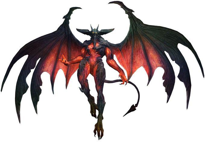Diabolos from Final Fantasy XIV: A Realm Reborn