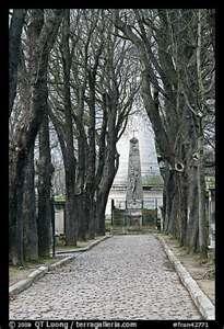 Pere Lachaise公墓巴黎