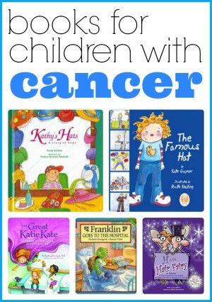 这些针对癌症儿童的书籍可以在非常恐怖的时刻带来一些安慰和保证。他们帮助孩子感到好像他们并不孤单。