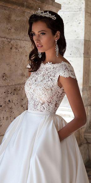 milla nova 2016新娘婚纱/ http://www.deerpearlflowers.com/milla-nova-wedding-dresses/8/