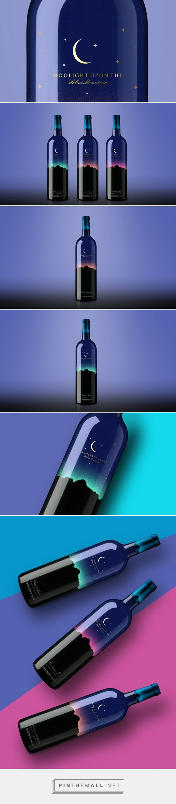Agency: Pesign Design Project Type: Produced, Commercial Work Packaging Content: Wine Location: Shen Zhen, China  #taninotanino