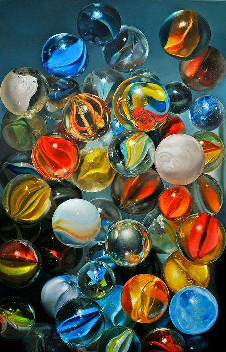 25 Mega Realistic Oil Paintings by Dutch Artist Tjalf Sparnaay