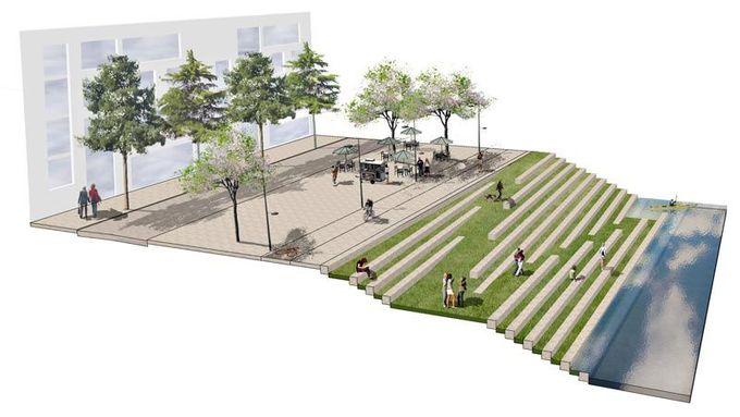 Ait Urbanism + Landscape  -  Heuston Station总体规划