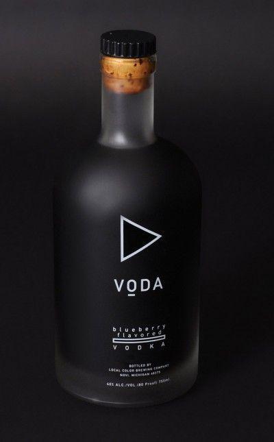 VODA vodka