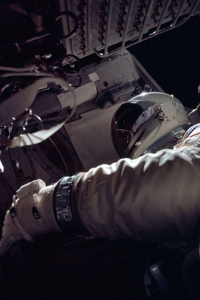 NASA Gemini Mission Photos
