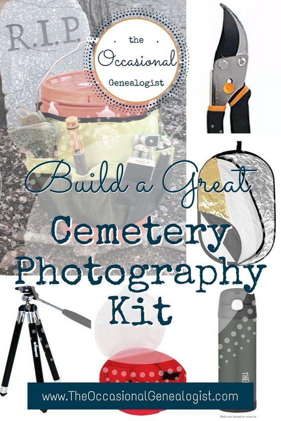 不要把糟糕的墓地照片!这套工具将改善你的照片和你的个人舒适度。