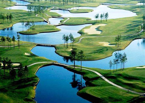 南卡罗来纳州的默特尔比奇高尔夫球场因其高尔夫体验而闻名,许多人前往成为......
