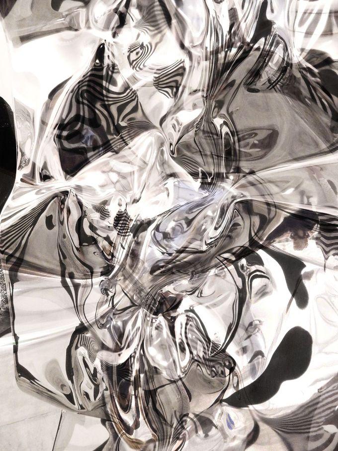 在patterncurator.org上的MORPHED REFLECTION
