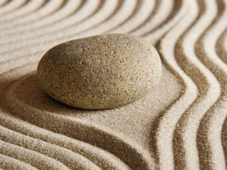 Zen rock garden - I have one and it works!
