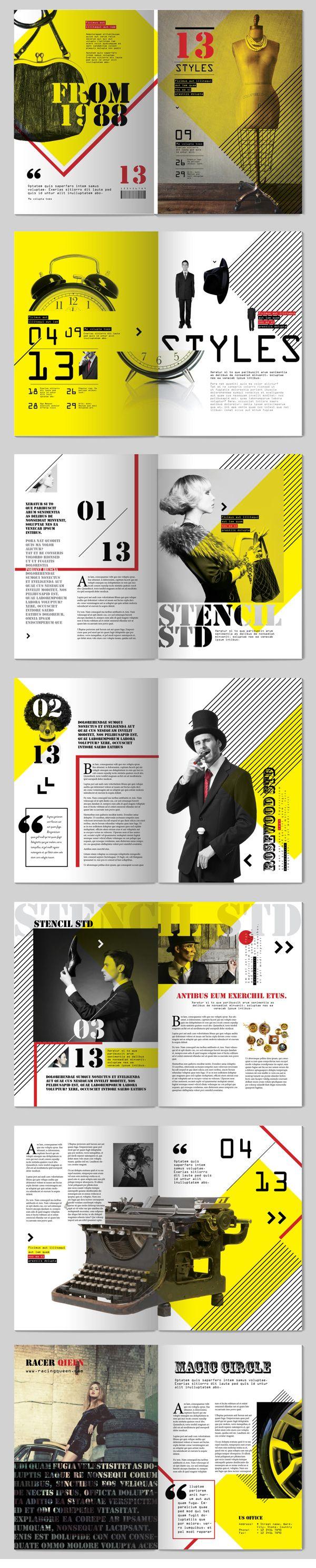 Eye-catchy Brochure Design Samples | LogoPeople India