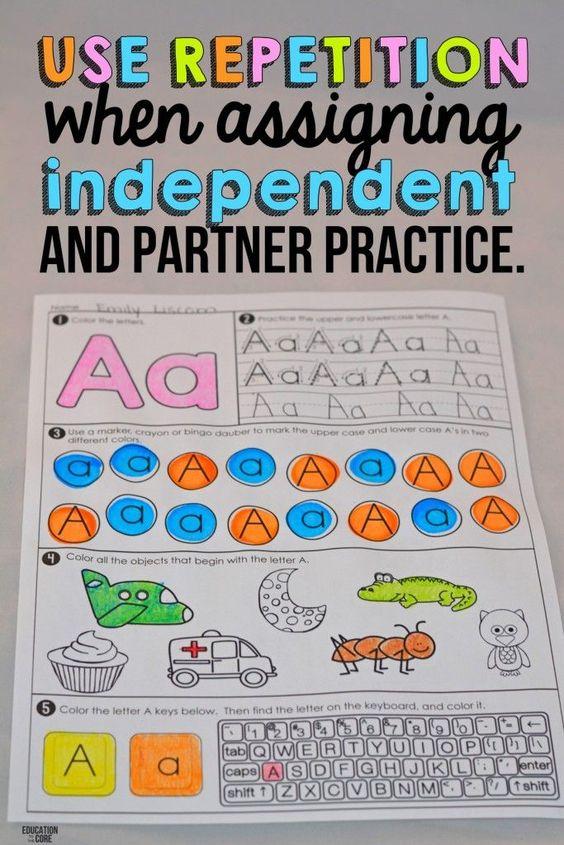 为了帮助我们的学生学习他们的字母和声音,有很多教学字母和声音的策略是很重要的。我们还需要了解学生在学习和记忆他们的字母和声音时所面临的误解和挑战。