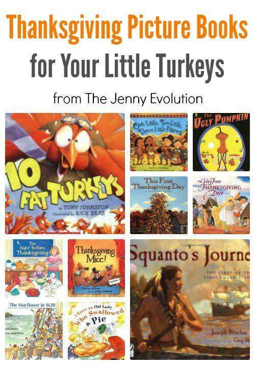 你的孩子们会喜欢这个推荐的感恩节图画书。