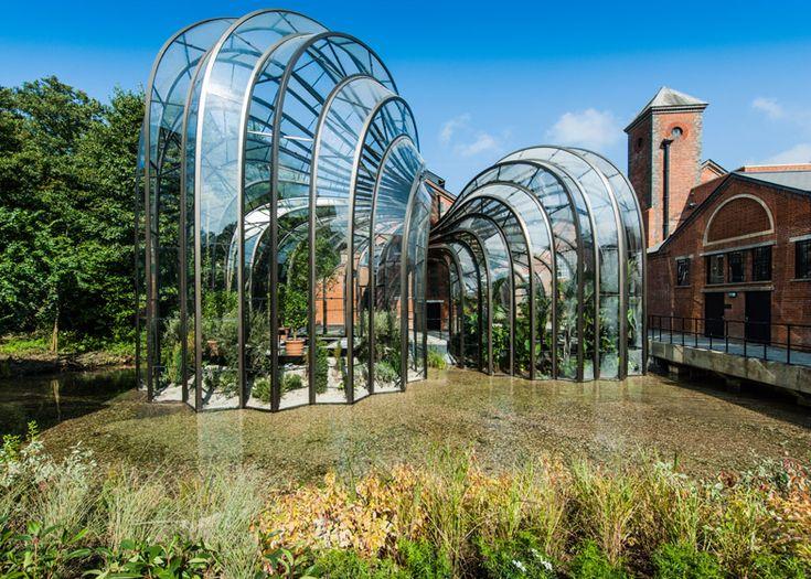 Bombay Sapphire Distillery   Laverstoke, UK   Heatherwick Studio