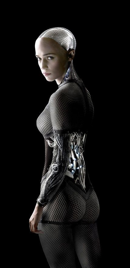 'Ex Machina' Features a New Robot for the Screen - NYTimes.com