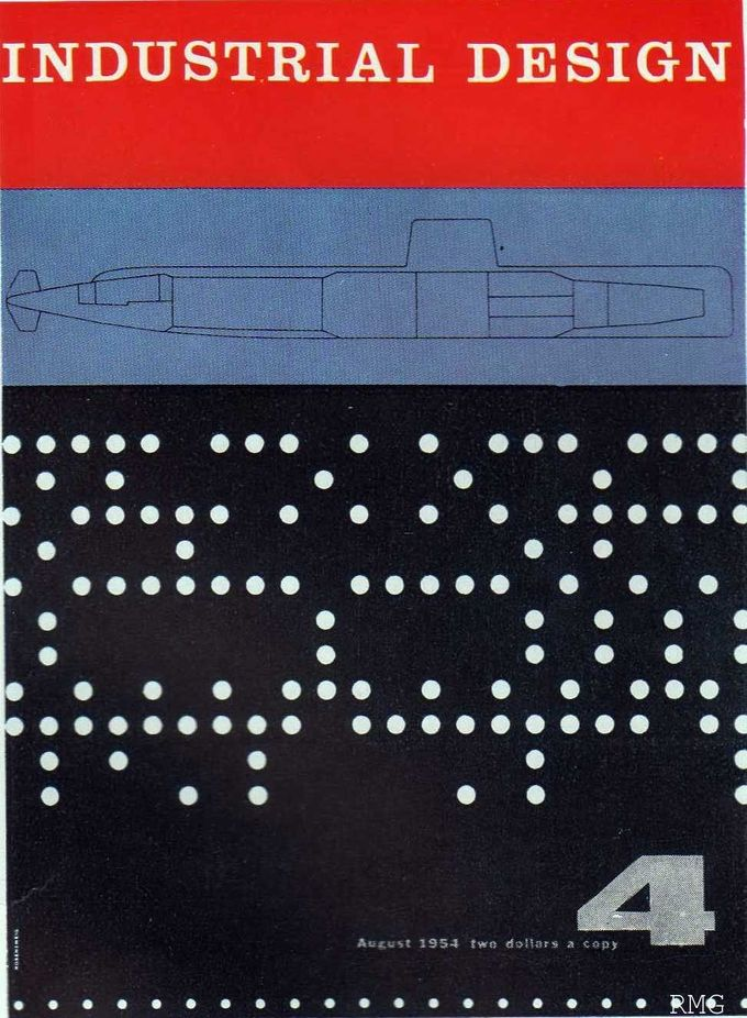 Paul Rand, 1954.